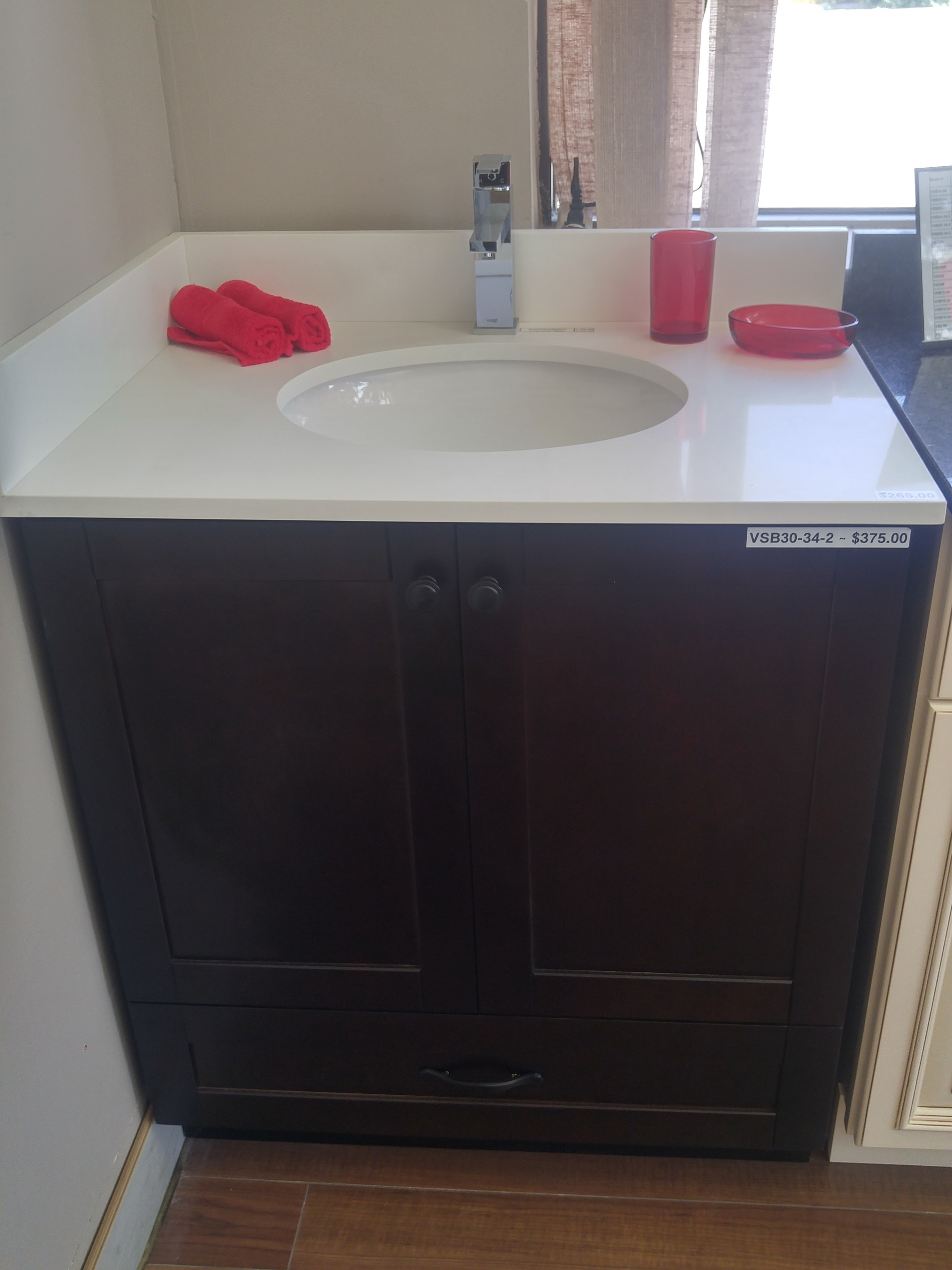 vanity furniture youtube weathered watch bathroom by vanities driftwood wood com solid homethangs james martin